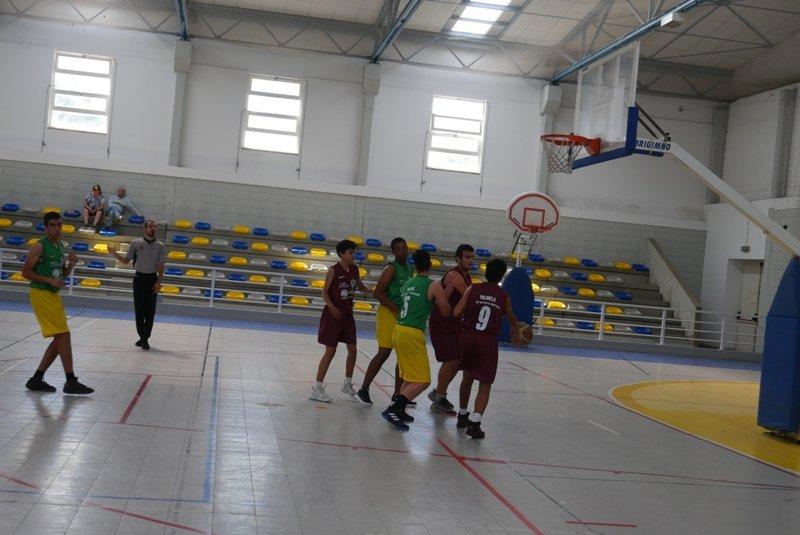 Resultados basquetebol